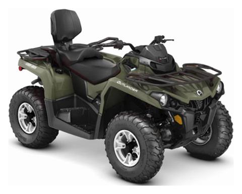 2019 Can-Am Outlander MAX DPS 570 in Waterbury, Connecticut - Photo 1
