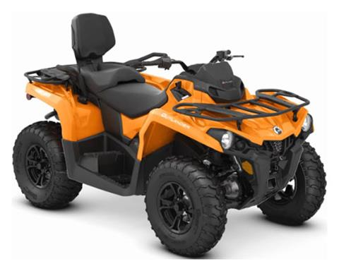 2019 Can-Am Outlander MAX DPS 570 in Concord, New Hampshire