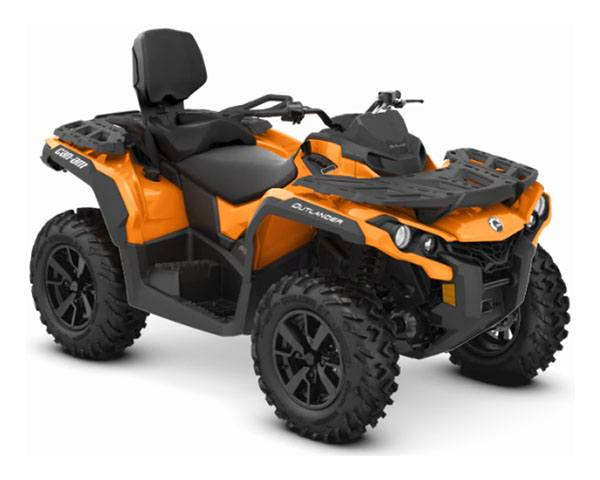 2019 Can-Am Outlander MAX DPS 650 in Albany, Oregon