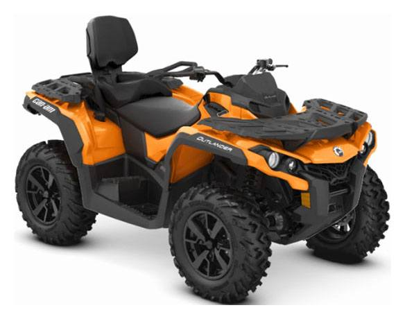 2019 Can-Am Outlander MAX DPS 650 in Island Park, Idaho - Photo 1