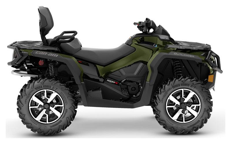 2019 Can-Am Outlander MAX Limited 1000R in Colebrook, New Hampshire