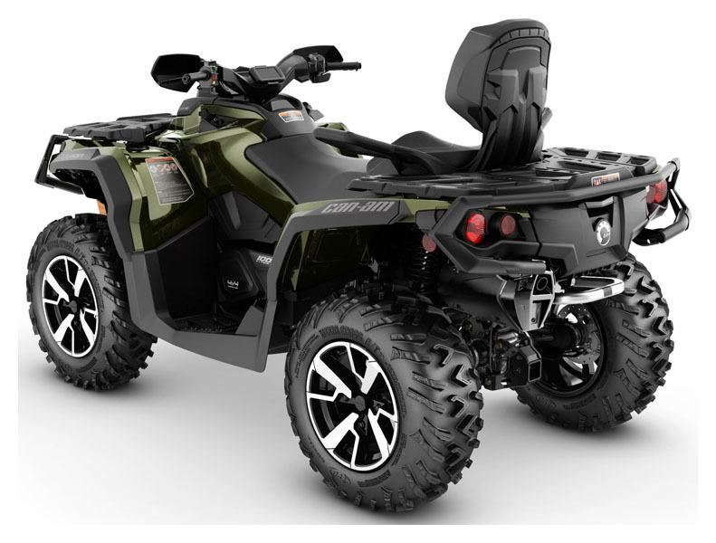 2019 Can-Am Outlander MAX Limited 1000R in Broken Arrow, Oklahoma - Photo 3