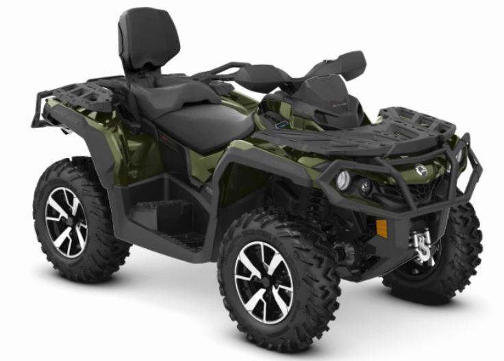 2019 Can-Am Outlander MAX Limited 1000R in Wilmington, Illinois