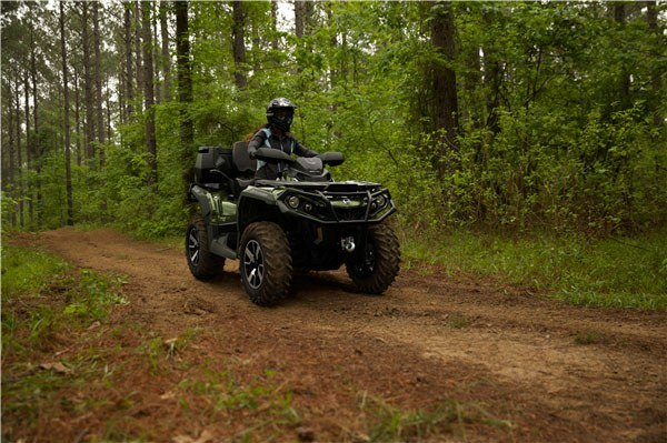 2019 Can-Am Outlander MAX Limited 1000R in Middletown, New York - Photo 4