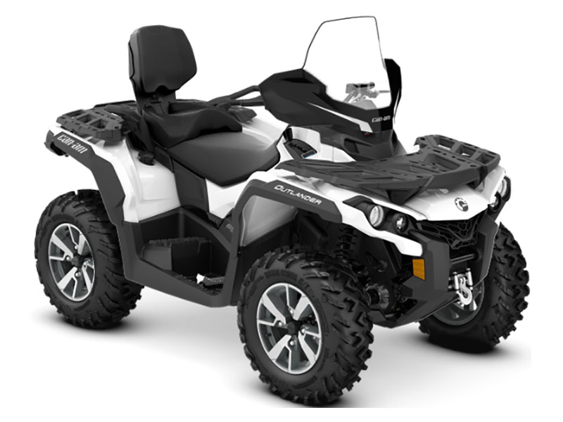2019 Can-Am Outlander MAX North Edition 650 in Garden City, Kansas - Photo 1