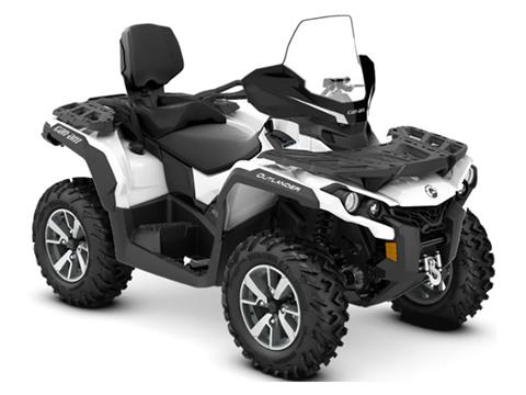 2019 Can-Am Outlander MAX North Edition 650 in Barre, Massachusetts