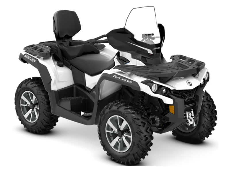 2019 Can-Am Outlander Max North Edition 850 in Lancaster, New Hampshire