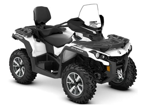 2019 Can-Am Outlander Max North Edition 850 in Jones, Oklahoma