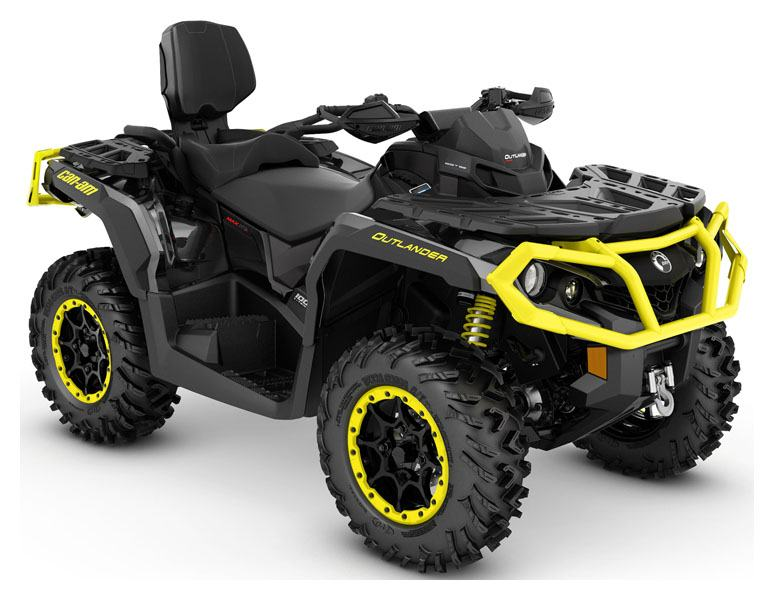 2019 Can-Am Outlander MAX XT-P 1000R in Ponderay, Idaho