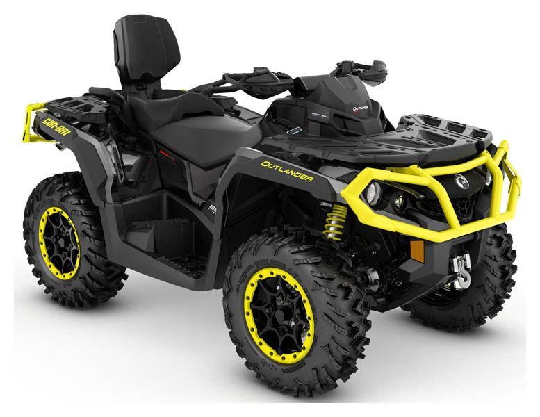 2019 Can-Am Outlander MAX XT-P 850 in Chester, Vermont - Photo 1