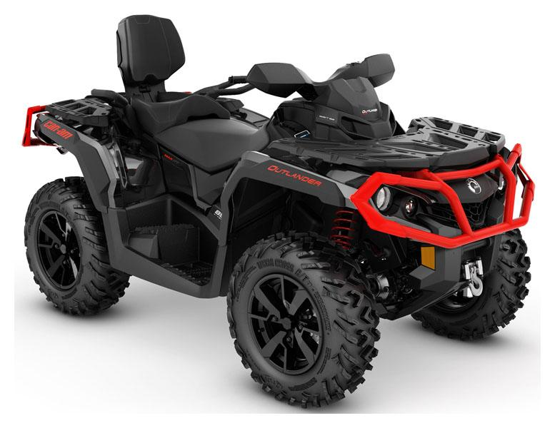 2019 Can-Am Outlander MAX XT 1000R in Augusta, Maine - Photo 1