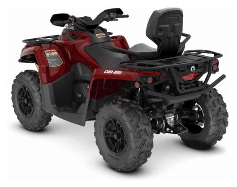 2019 Can-Am Outlander MAX XT 570 in Clinton Township, Michigan - Photo 2