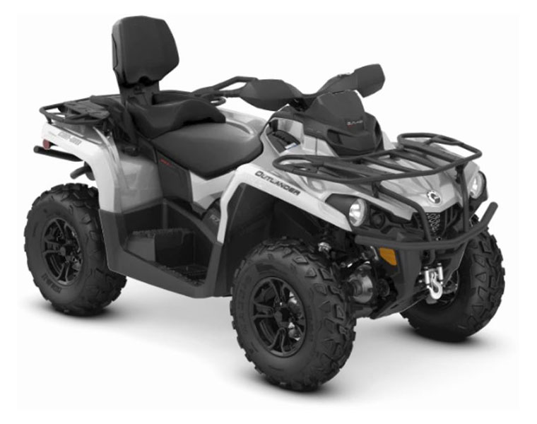 2019 Can-Am Outlander MAX XT 570 in Paso Robles, California - Photo 1