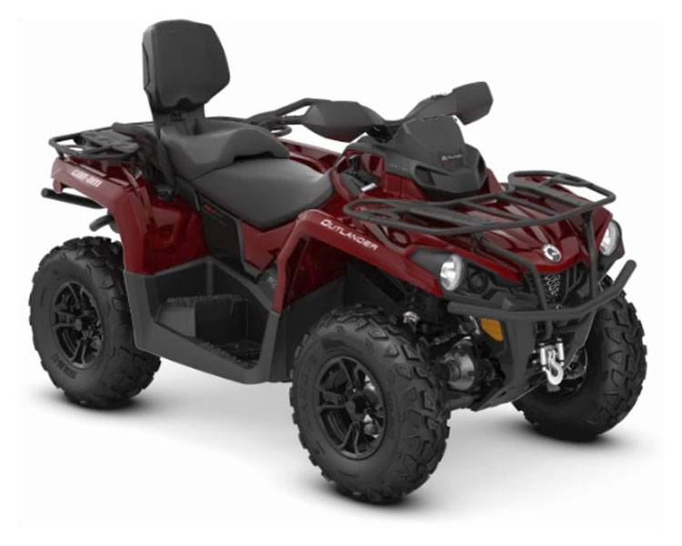 2019 Can-Am Outlander MAX XT 570 in Derby, Vermont - Photo 1