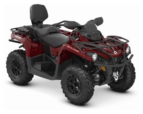 2019 Can-Am Outlander MAX XT 570 in Derby, Vermont