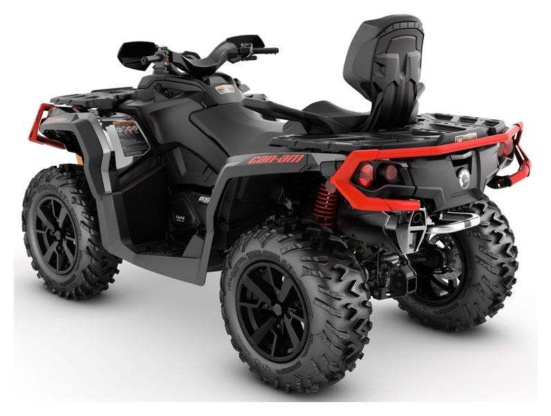 2019 Can-Am Outlander MAX XT 850 in Afton, Oklahoma