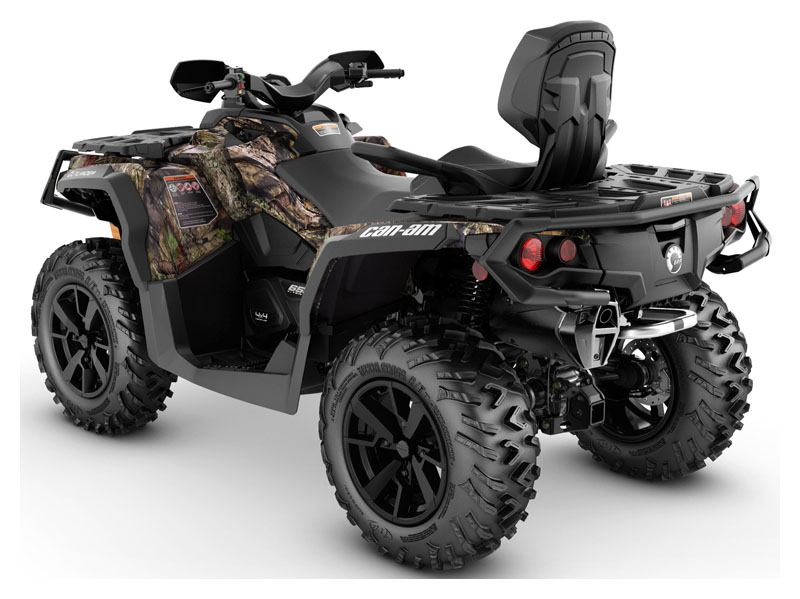 2019 Can-Am Outlander MAX XT 850 in Oklahoma City, Oklahoma