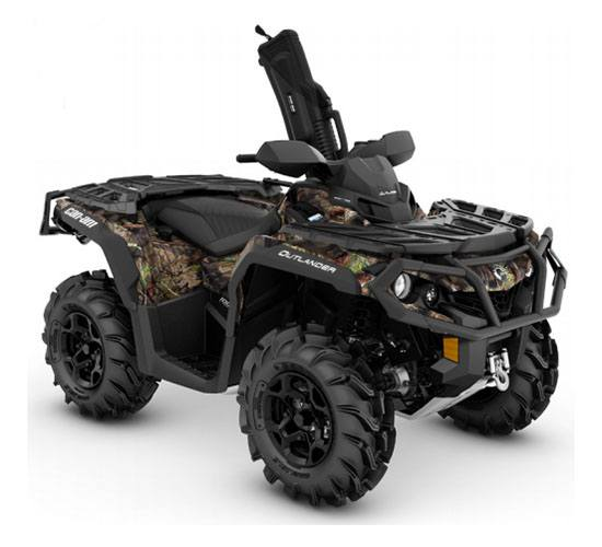 2019 Can-Am Outlander Mossy Oak Hunting Edition 1000R in Greenwood, Mississippi