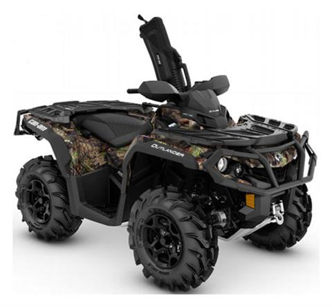 2019 Can-Am Outlander Mossy Oak Hunting Edition 1000R in Cambridge, Ohio