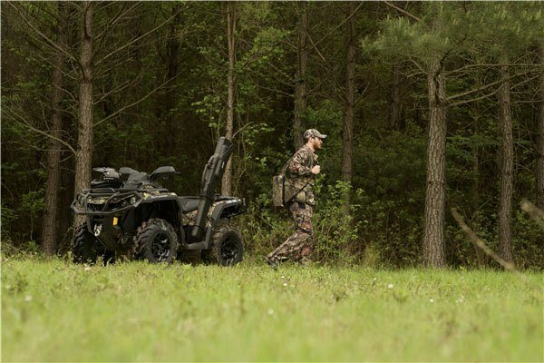 2019 Can-Am Outlander Mossy Oak Hunting Edition 450 in Batavia, Ohio - Photo 3
