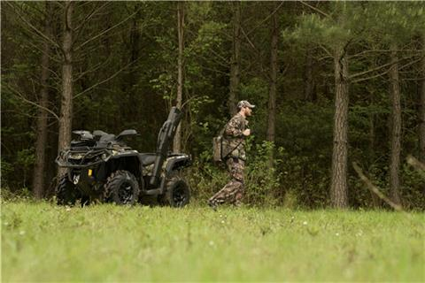 2019 Can-Am Outlander Mossy Oak Hunting Edition 450 in Ponderay, Idaho