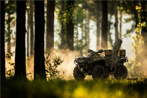 2019 Can-Am Outlander Mossy Oak Hunting Edition 450 in Dickinson, North Dakota