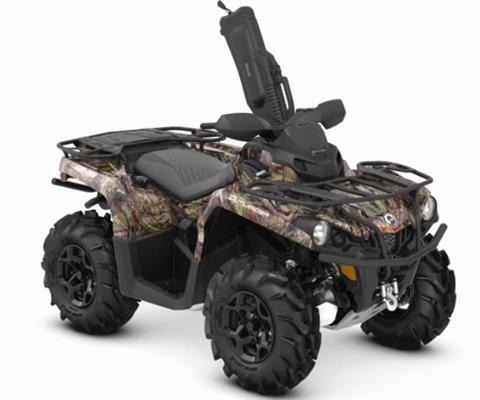 2019 Can-Am Outlander Mossy Oak Hunting Edition 570 in Wilmington, Illinois