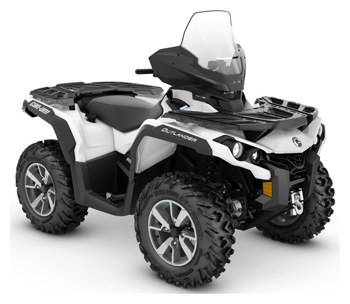 2019 Can-Am Outlander North Edition 650 in Jones, Oklahoma - Photo 1