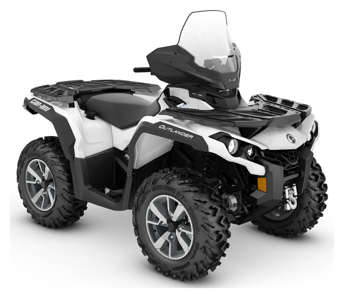2019 Can-Am Outlander North Edition 850 in Derby, Vermont