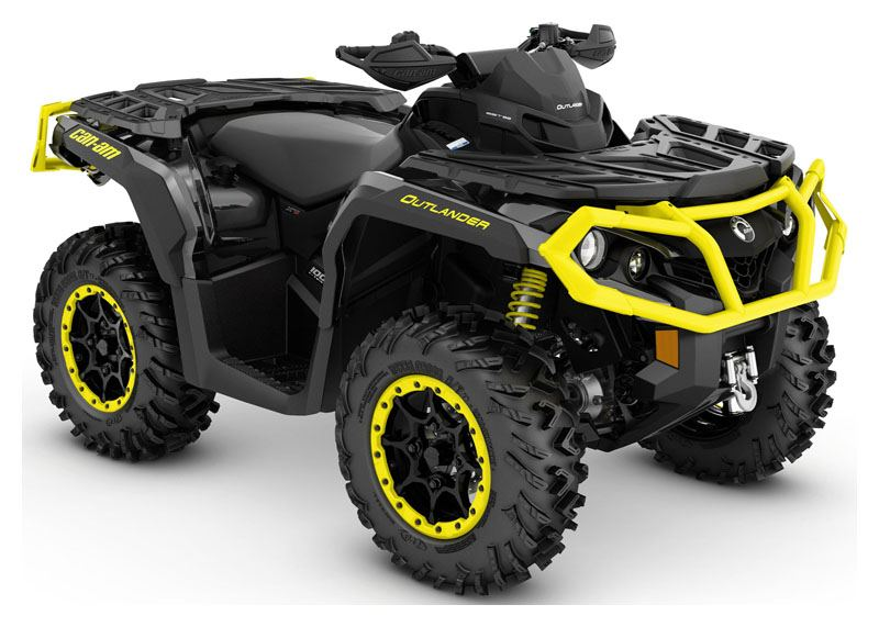 2019 Can-Am Outlander XT-P 1000R in Wasilla, Alaska - Photo 1