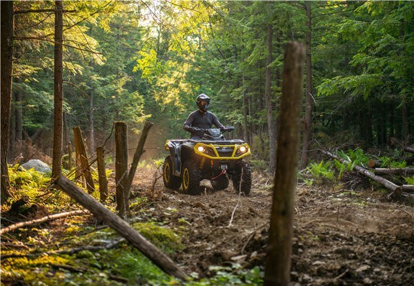 2019 Can-Am Outlander XT-P 1000R in Enfield, Connecticut - Photo 4