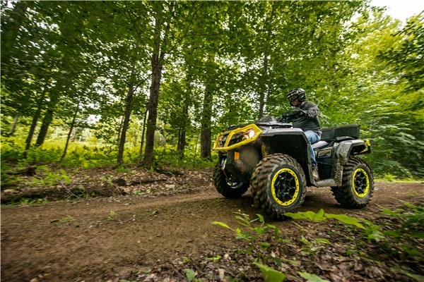 2019 Can-Am Outlander XT-P 1000R in Enfield, Connecticut