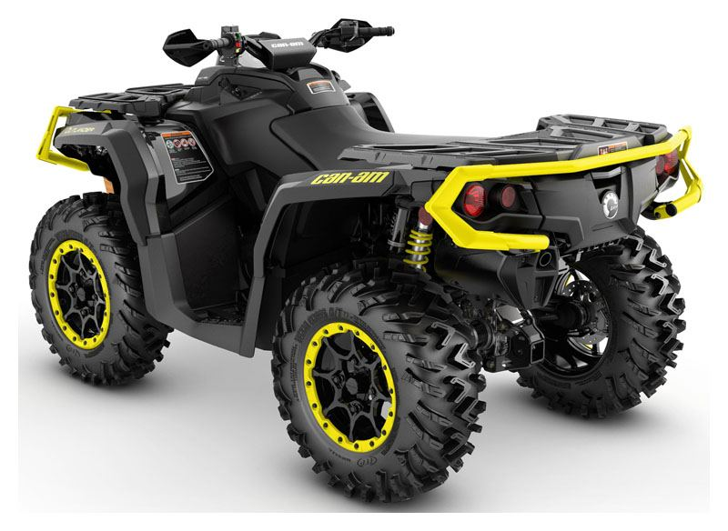 2019 Can-Am Outlander XT-P 850 in Charleston, Illinois