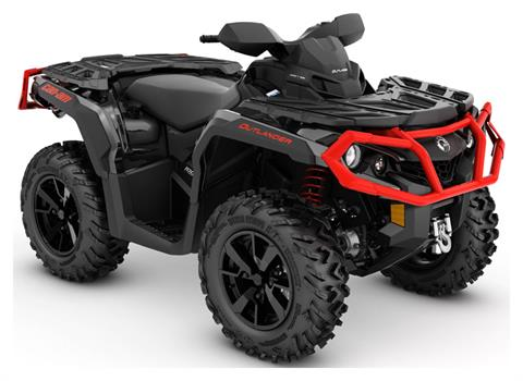 2019 Can-Am Outlander XT 1000R in Barre, Massachusetts