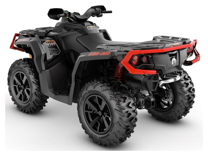 2019 Can-Am Outlander XT 1000R in Clinton Township, Michigan