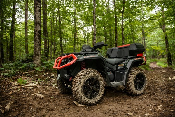 2019 Can-Am Outlander XT 1000R in Brilliant, Ohio - Photo 4