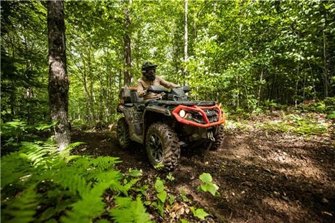 2019 Can-Am Outlander XT 1000R in Colebrook, New Hampshire