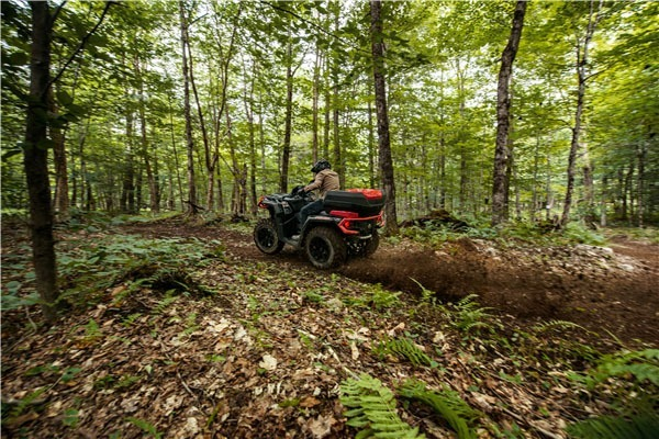 2019 Can-Am Outlander XT 1000R in Land O Lakes, Wisconsin