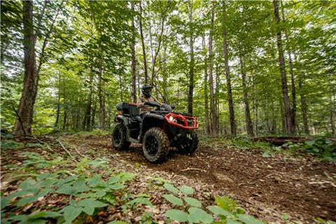 2019 Can-Am Outlander XT 1000R in Elk Grove, California