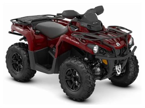 2019 Can-Am Outlander XT 570 in Derby, Vermont