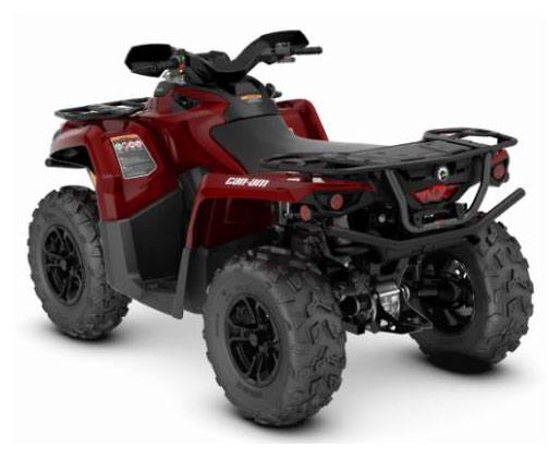 2019 Can-Am Outlander XT 570 in Afton, Oklahoma