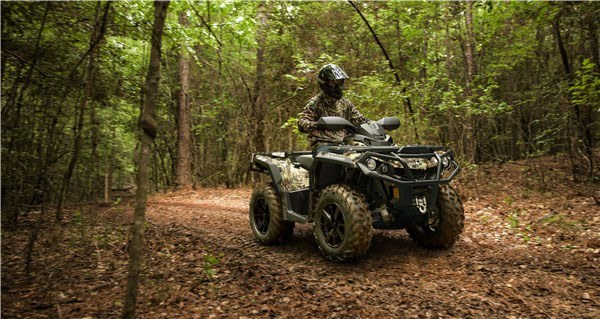 2019 Can-Am Outlander XT 650 in Greenwood, Mississippi