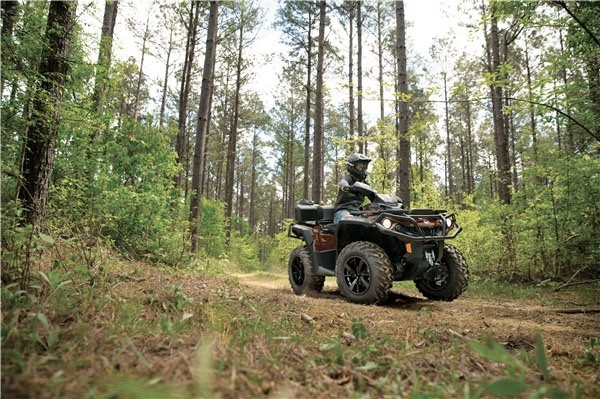 2019 Can-Am Outlander XT 650 in Stillwater, Oklahoma