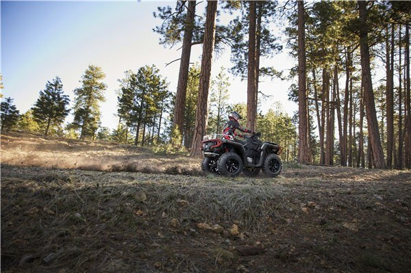 2019 Can-Am Outlander XT 650 in Albemarle, North Carolina