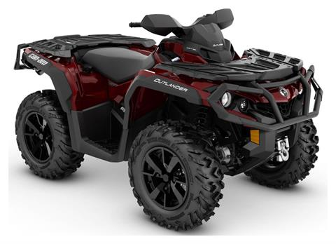 2019 Can-Am Outlander XT 650 in Hollister, California