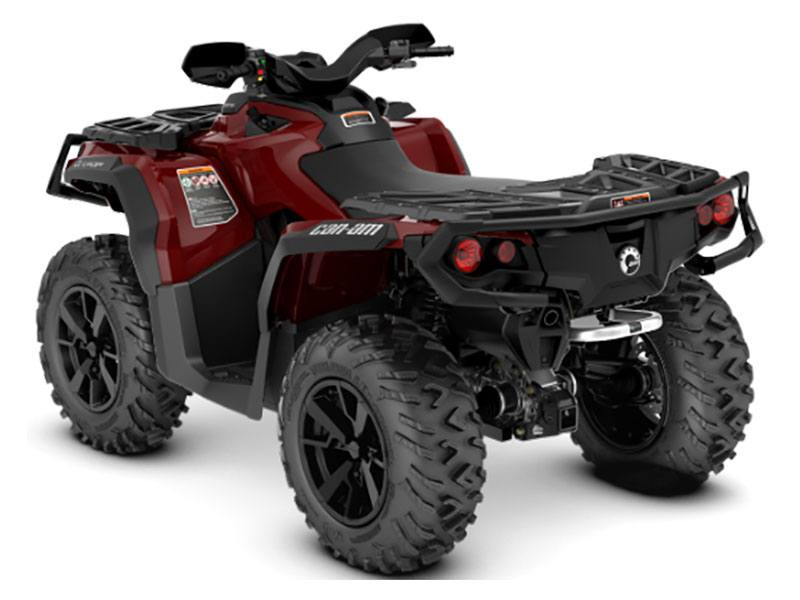 2019 Can-Am Outlander XT 650 in Shawano, Wisconsin - Photo 2