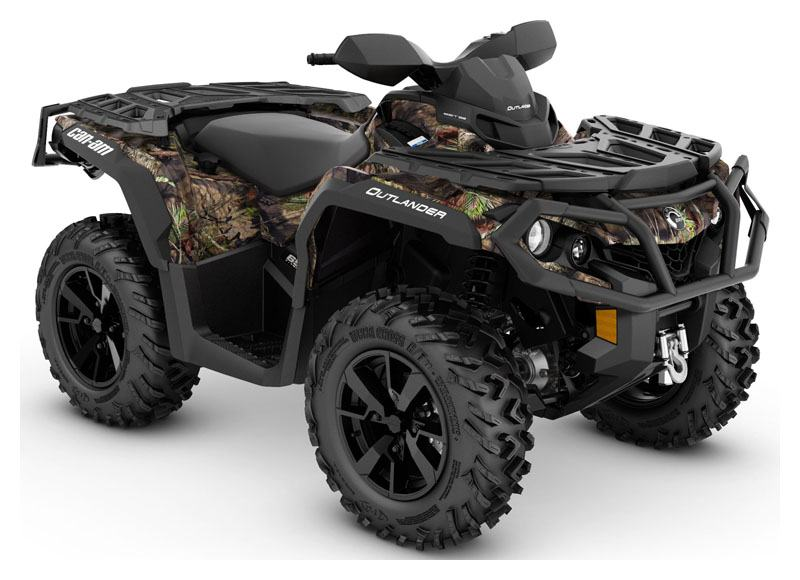 2019 Can-Am Outlander XT 650 in Amarillo, Texas - Photo 1