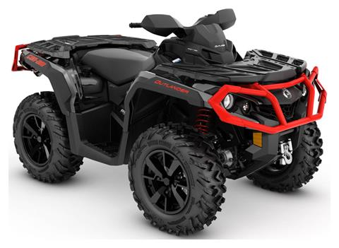 2019 Can-Am Outlander XT 850 in Barre, Massachusetts