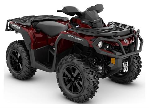 2019 Can-Am Outlander XT 850 in Derby, Vermont