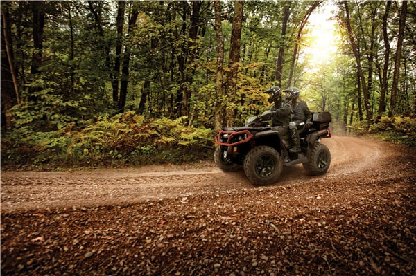 2019 Can-Am Outlander XT 850 in Baldwin, Michigan